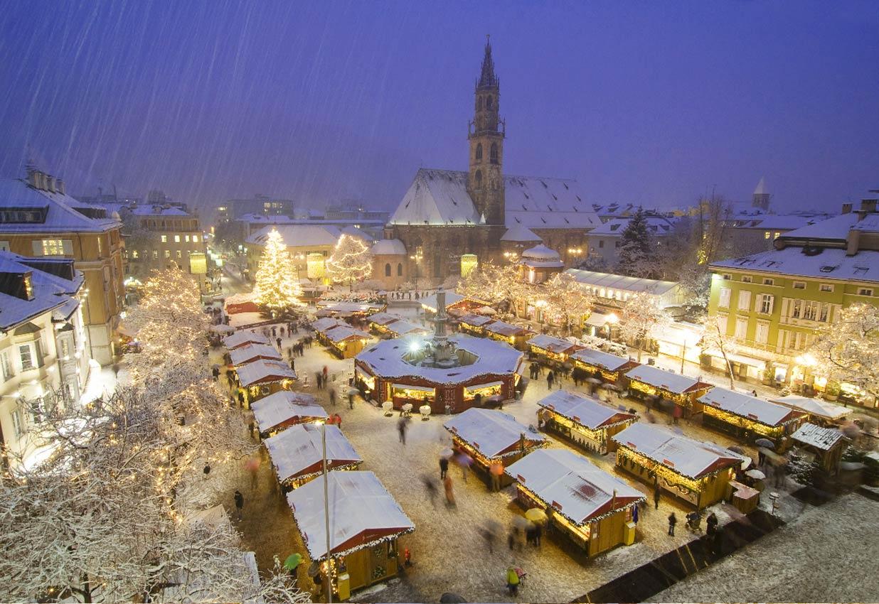 Previsioni meteo Bolzano e Alto Adige